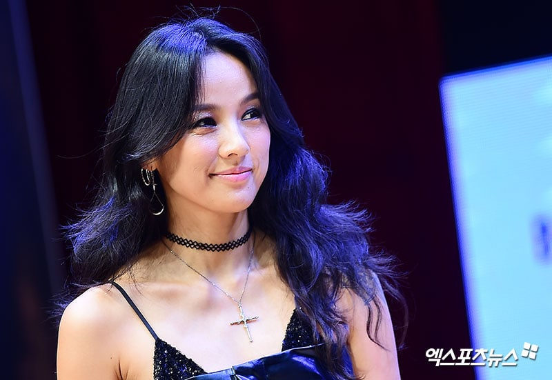 Lee Hyori To Be First Guest On Park Jin Youngs Music Talk Show