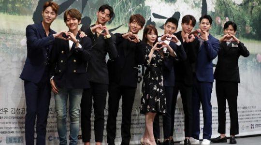 Pemain 'Scarlet Heart: Goryeo'