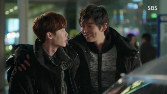 """Karakter Ha Myung & Jae Myung dalam drama """"Pinocchio"""""""