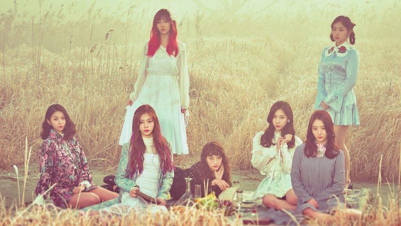 DreamCatcher Gears Up For First Mini Album With Teaser Schedule