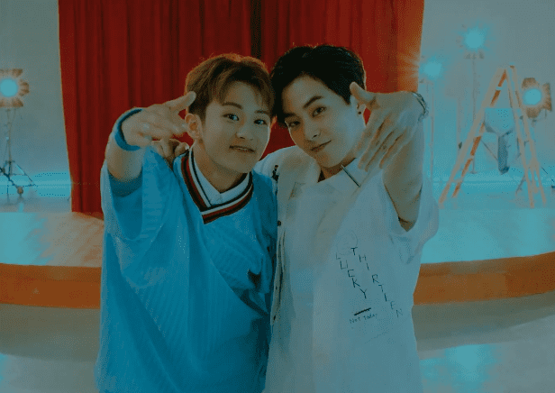 Watch: NCT 127s Mark And EXOs Xiumin Invite Everyone To Be Young Free In New MV