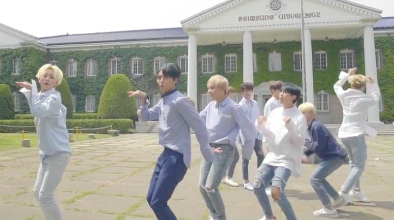 "Watch: SEVENTEEN Gifts Fans With Hilarious ""Part Switch"" Version Of ""Don't Wanna Cry"""