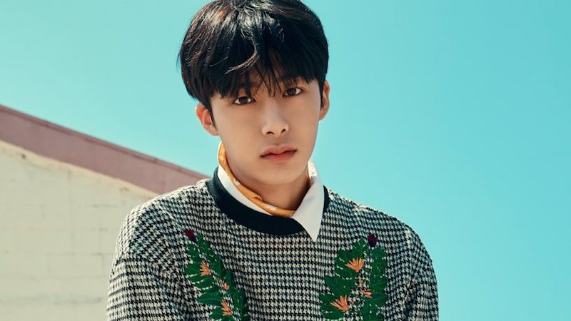 MONSTA X's Hyungwon To Take Break Due To Health Concerns
