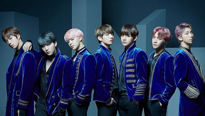 BTS Is Highest Ranking Overseas Artist On Japans Oricon Charts For First Half Of 2017