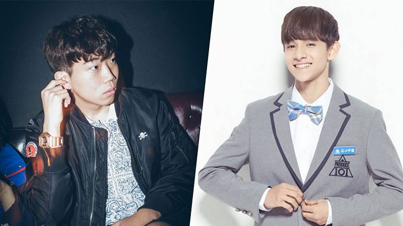 Rapper Changmo To Feature In Samuel Kims Upcoming Debut Album