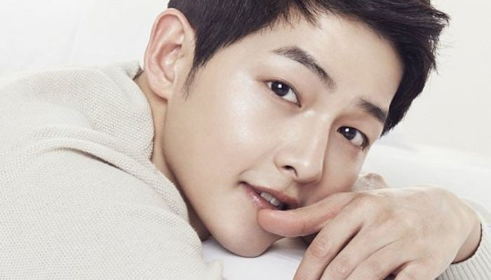 song joong ki has the perfect response when asked about upcoming marriage with hye kyo