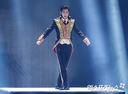 TVXQs Yunho Shares Thoughts On Performing For 1st Time After Being Discharged From The Army