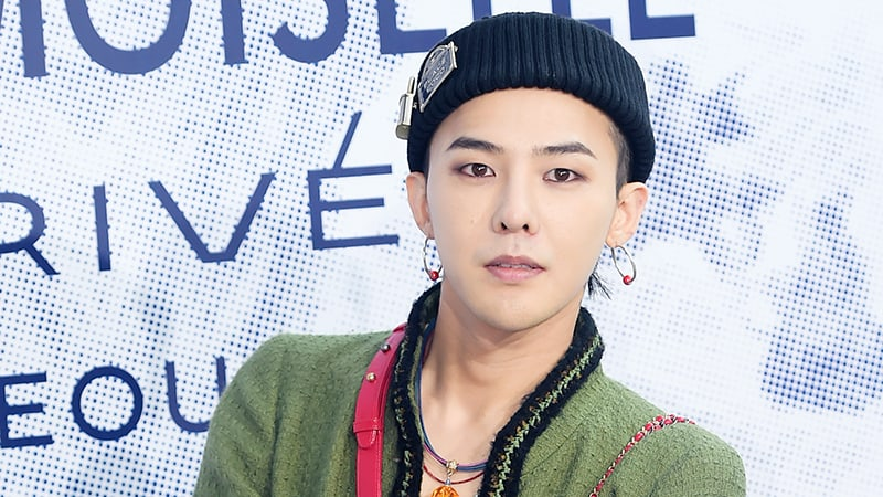 G-Dragon Falls Through Opening In Stage At Concert, Reappears To Continue Show
