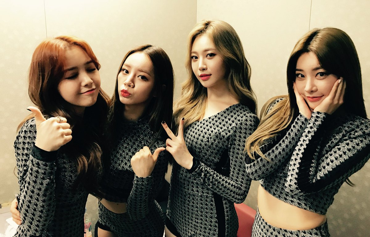 Girls Day And Fans Celebrate 7th Debut Anniversary