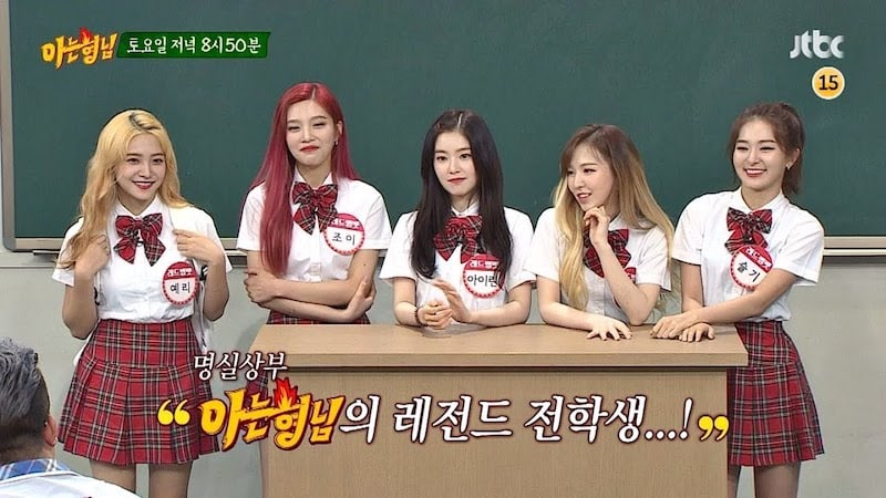 Watch: Red Velvet Is Back And Ready To Take Ask Us Anything By Storm Once More In Preview Clip