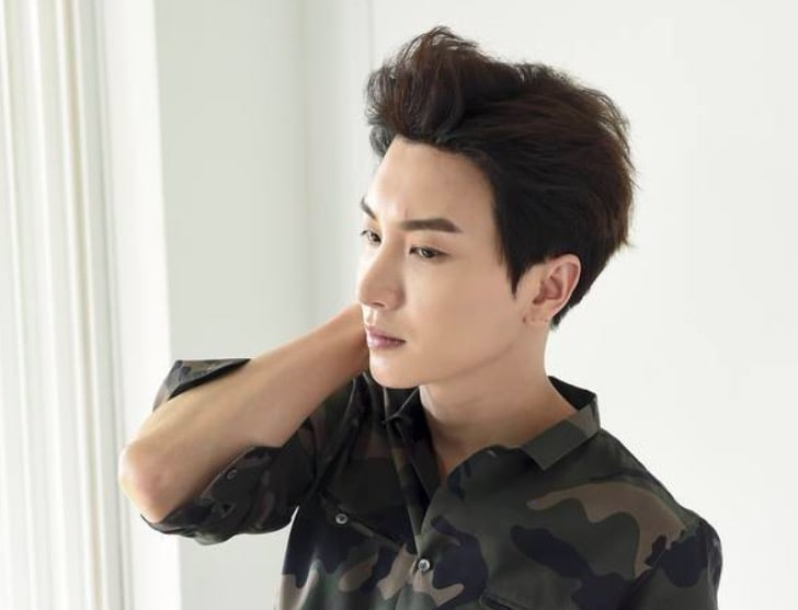 Super Juniors Leeteuk Writes Sentimental Posts After 4-Member Performance At SMTOWN Concert