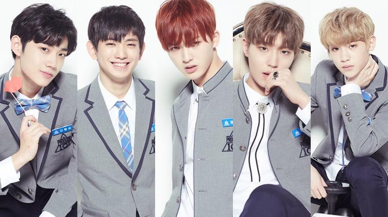 "Yuehua Entertainment Trainees Name Their Favorite ""Produce 101 Season 2"" Contestants"