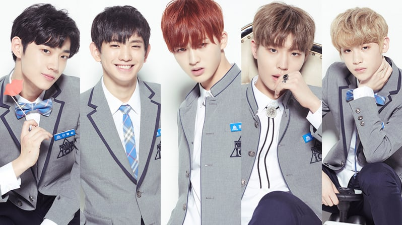 "Yuehua Entertainment Trainees Name Their Favorite ""Produce 101 Season 2"" Contestants"