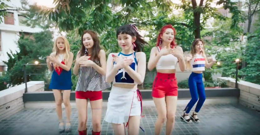 "Watch: Red Velvet Tastes The ""Red Flavor"" In New MV"