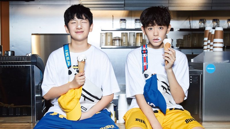 The East Light Shares Teaser Photo For Lee Woo Jin And Jung Sa Kang's Special Digital Single