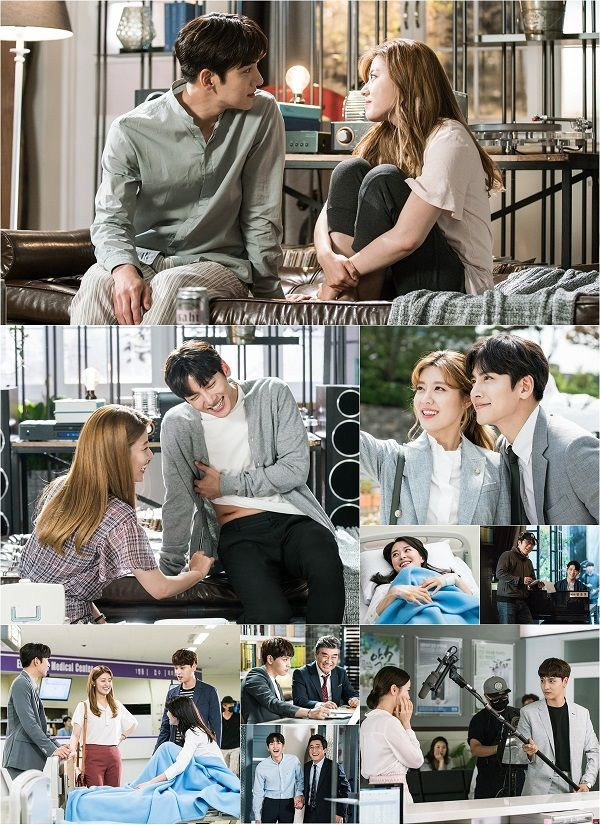 """""""Suspicious Partner"""" Cast Members Display A Bright And Fun Atmosphere Off Camera"""