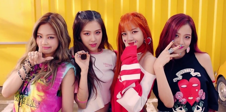 "BLACKPINK's ""As If It's Your Last"" Becomes Fastest K-Pop Group MV To Hit 100 Million Views"