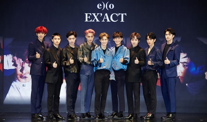 EXO Trends Globally With Amazing Number Of Tweets Ahead Of Much-Anticipated Comeback