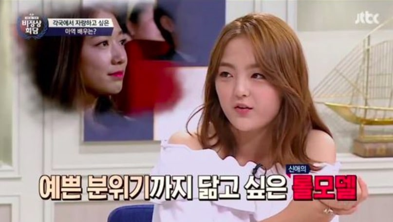 Actress Seo Shin Ae Explains Why Park Shin Hye Is Her Role Model