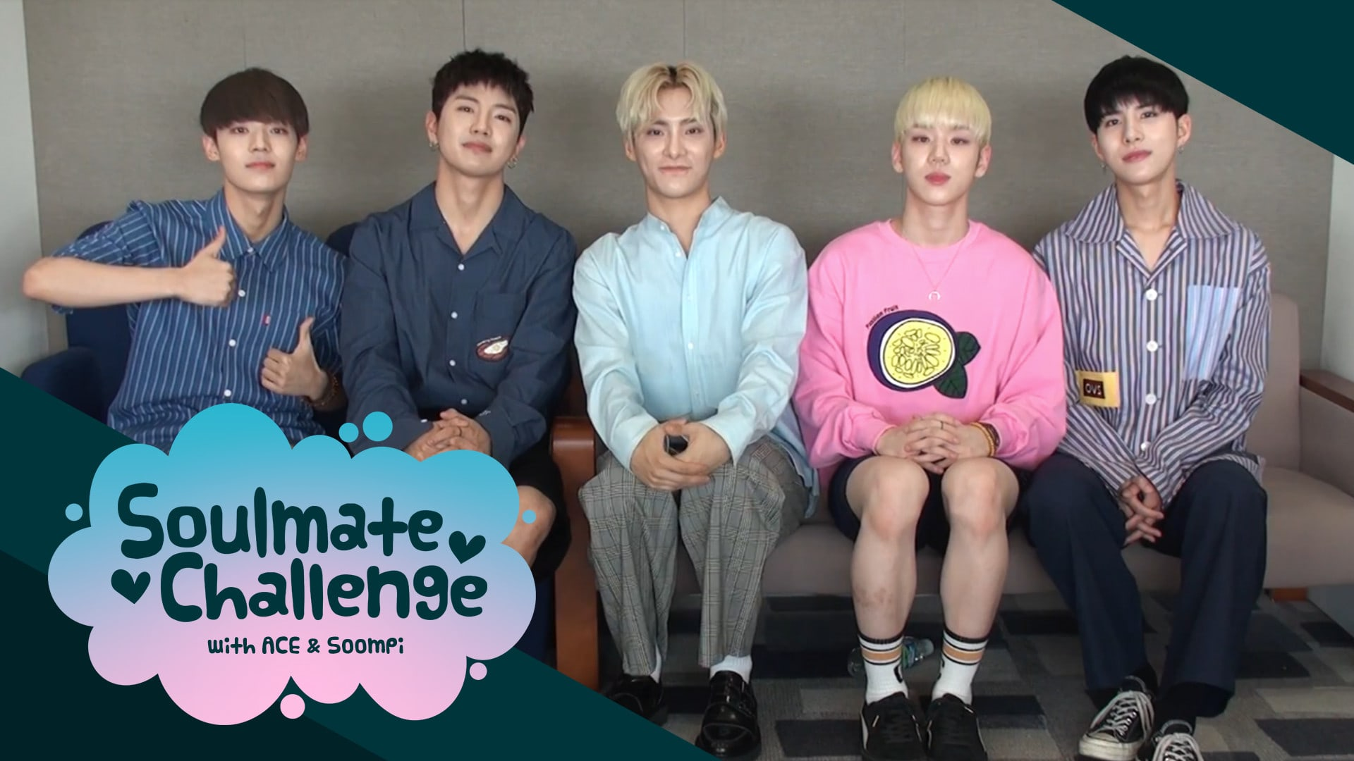 QUIZ: A.C.E Talk Chicken And Destiny As They Take On The Soulmate Challenge