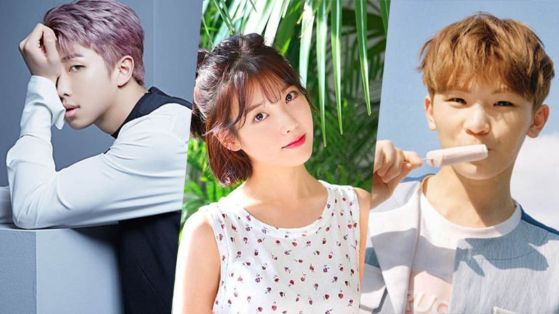 18 K-Pop Idol Songwriters Who Know How To Write A Bop