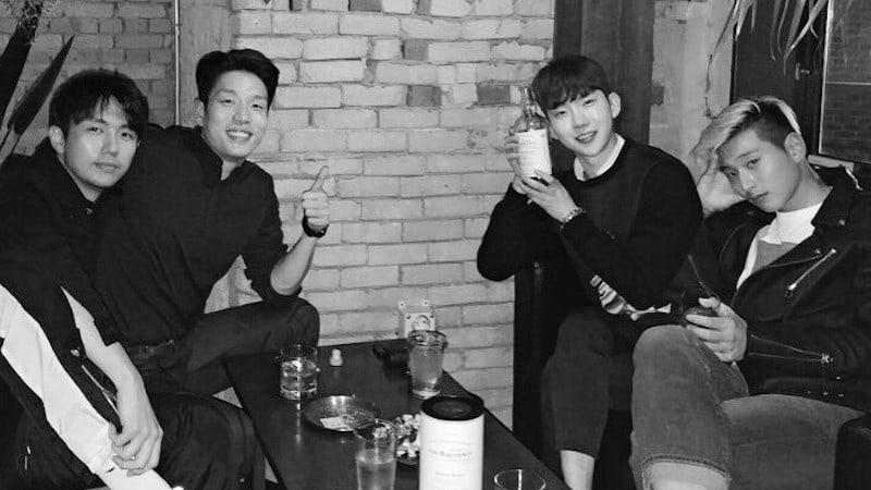2AM Members Celebrate 9th Anniversary On Social Media