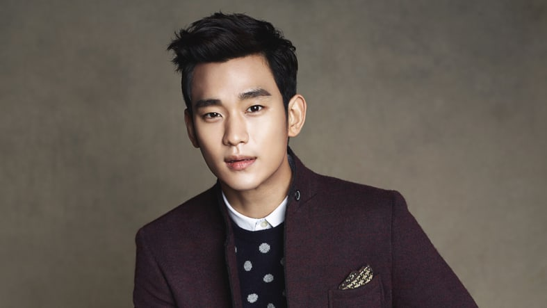 Kim Soo Hyun Announces Military Enlistment Date
