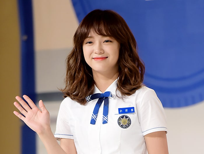 "Kim Sejeong Talks About Her ""School 2017"" Acting Debut"