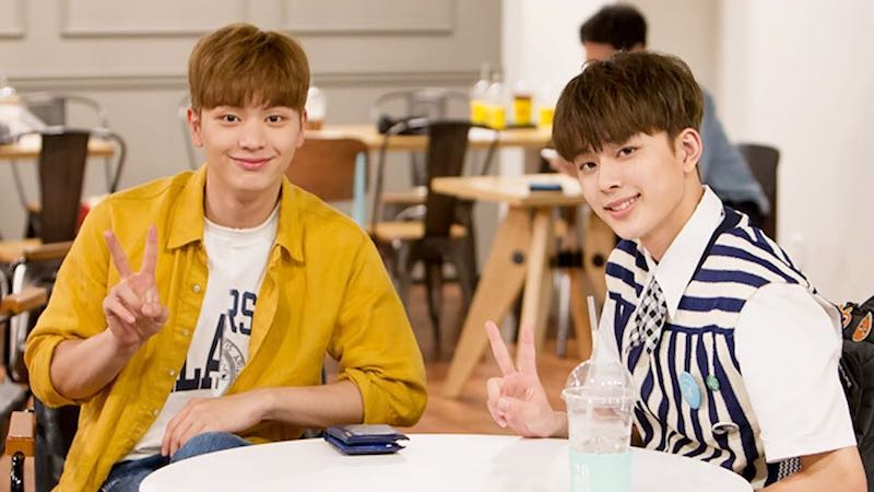 BTOB's Yook Sungjae And Cube Trainee Yoo Seon Ho To Appear In Joint Advertisement