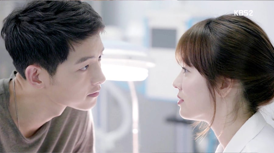 Song Joong Ki Talks About What Kind Of Person His Future Wife Song Hye Kyo Is