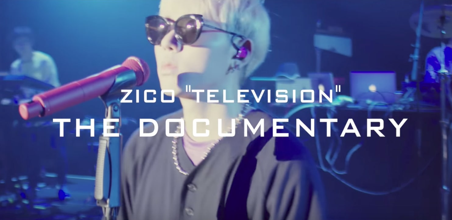 "Update: Zico Drops Exciting Tracklist And Teasers For New Mini Album ""Television"""