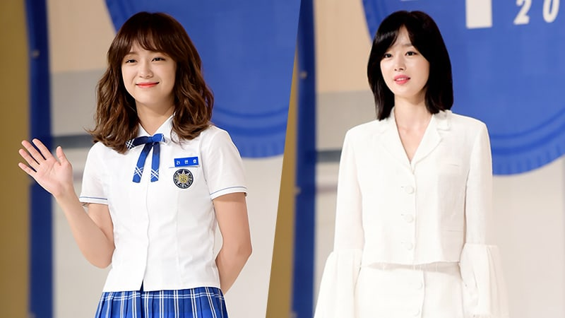 Han Sun Hwa Talks About How Her Co-Star gugudan's Kim Sejeong Reminds Her Of Herself