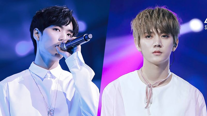NU'EST's JR And Ren Chosen As New Models For Cosmetics Brand