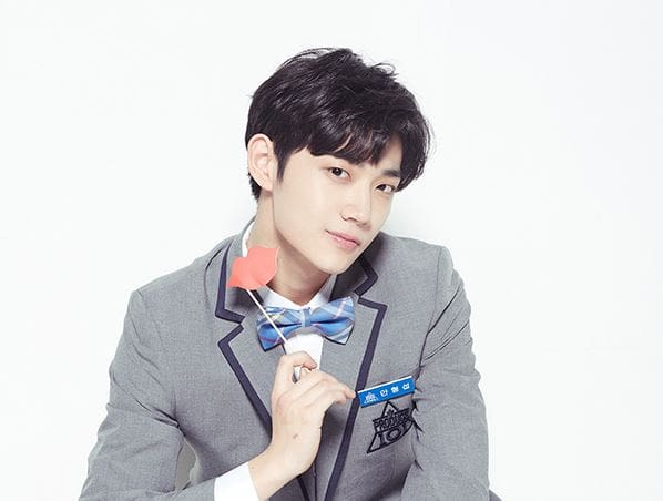 """Ahn Hyeong Seop From """"Produce 101 Season 2"""" Reveals He Practiced His Facial Expressions By Watching BTS, I.O.I, And VIXX"""