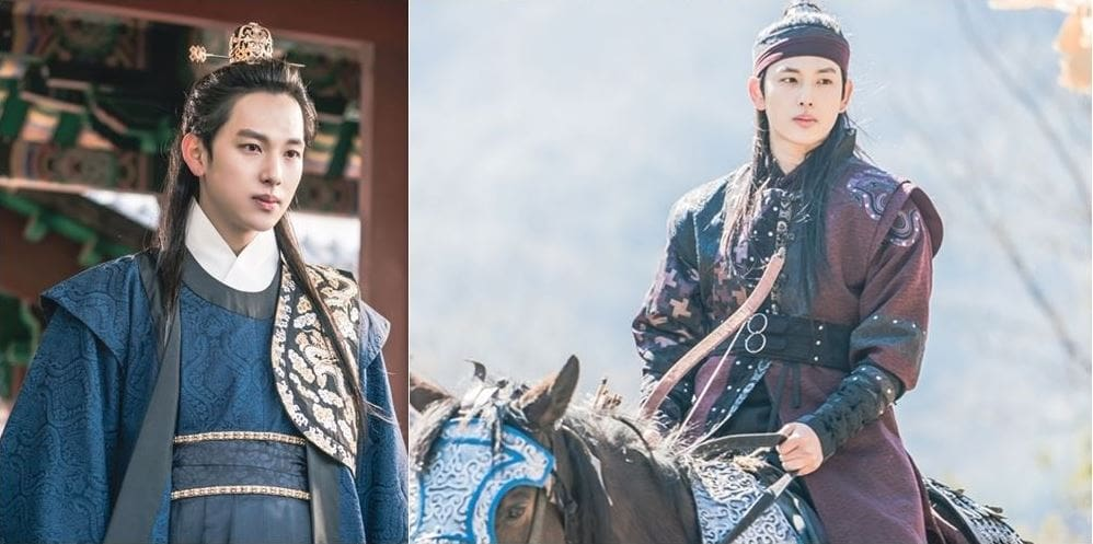 "Im Siwan Shows Two Contrasting Personalities In New Stills From Upcoming Drama ""The King Loves"""
