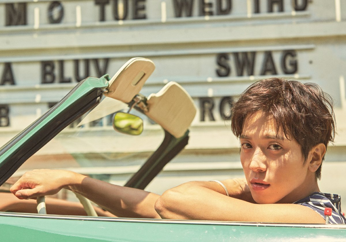 "Update: CNBLUE's Jung Yong Hwa Does A Shimmy In Dance Spoiler Video For ""That Girl"""
