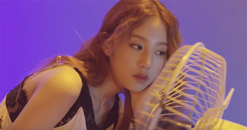 "Watch: Park Bo Ram Releases Artistic Teaser Video For ""Why, You?"" MV"