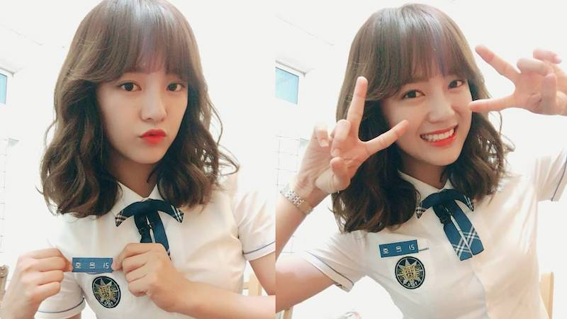 gugudans Kim Sejeong Reveals Why It Was Satisfying To Film At School She Attended Before
