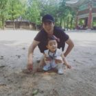 """In Gyo Jin To Appear On """"The Return Of Superman"""" Again With His Daughter Ha Eun"""