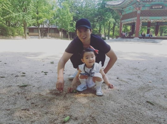 In Gyo Jin To Appear On The Return Of Superman Again With His Daughter Ha Eun