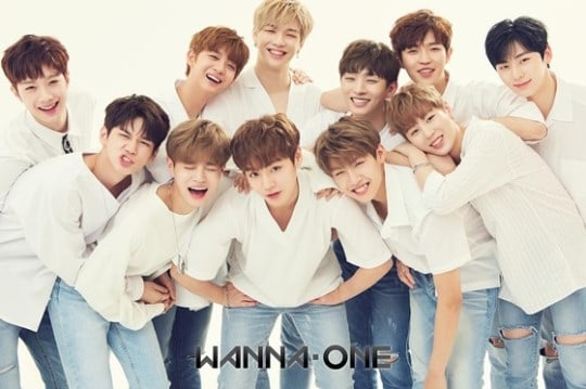 Wanna One To Appear On Weekly Idol