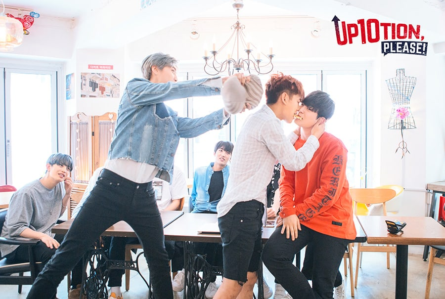 """Here's How To Watch Soompi And ZANYTV's New Original Variety """"UP10TION, Please"""""""