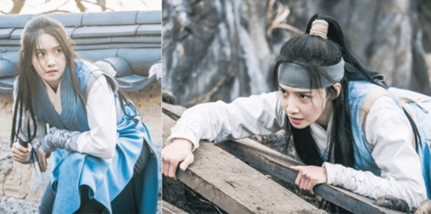 """""""The King Loves"""" Teases Exciting Action For YoonA"""