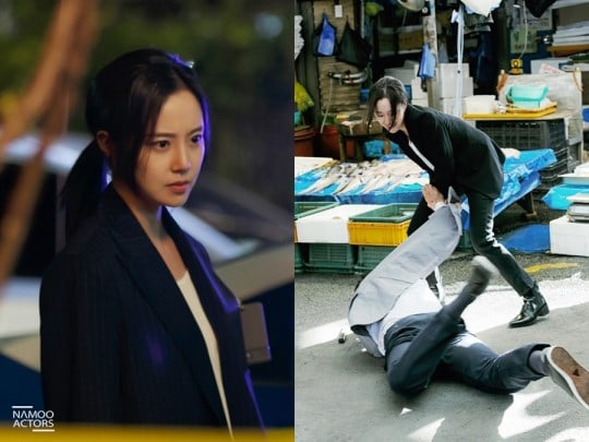 Criminal Minds Gives A Closer Look Into Moon Chae Wons Bad-Ass Character In New Stills
