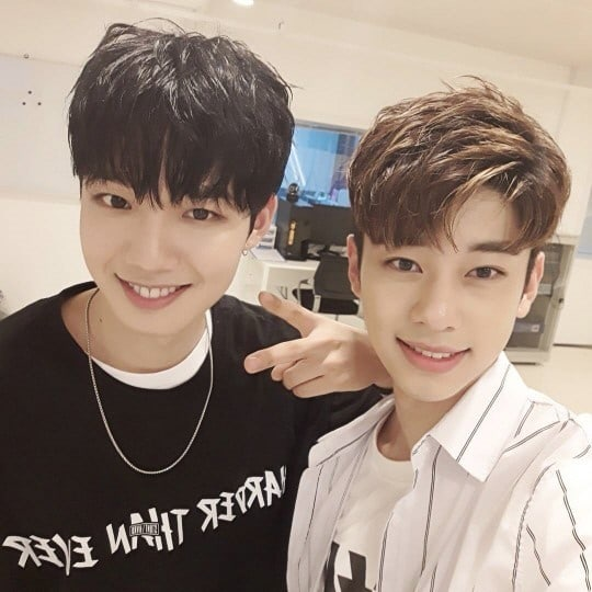 """""""Produce 101 Season 2"""" Contestants Lim Young Min And Kim Dong Hyun To Debut As Unit"""