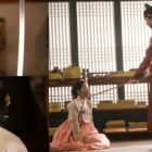 """Queen For 7 Days"" Hints At Rising Tension Between Lee Dong Gun And Park Min Young In Latest Stills"