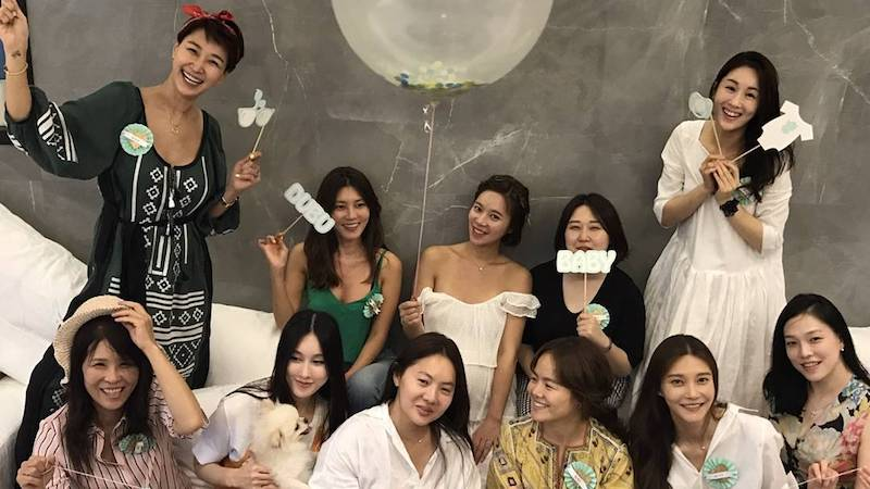 Hwang Jung Eum Shares Glimpse Of Her Pregnancy Just Ahead Of Due Date