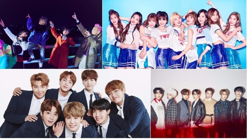 YouTube Reveals Top 10 Most Viewed K-Pop MVs For 1st Half Of 2017
