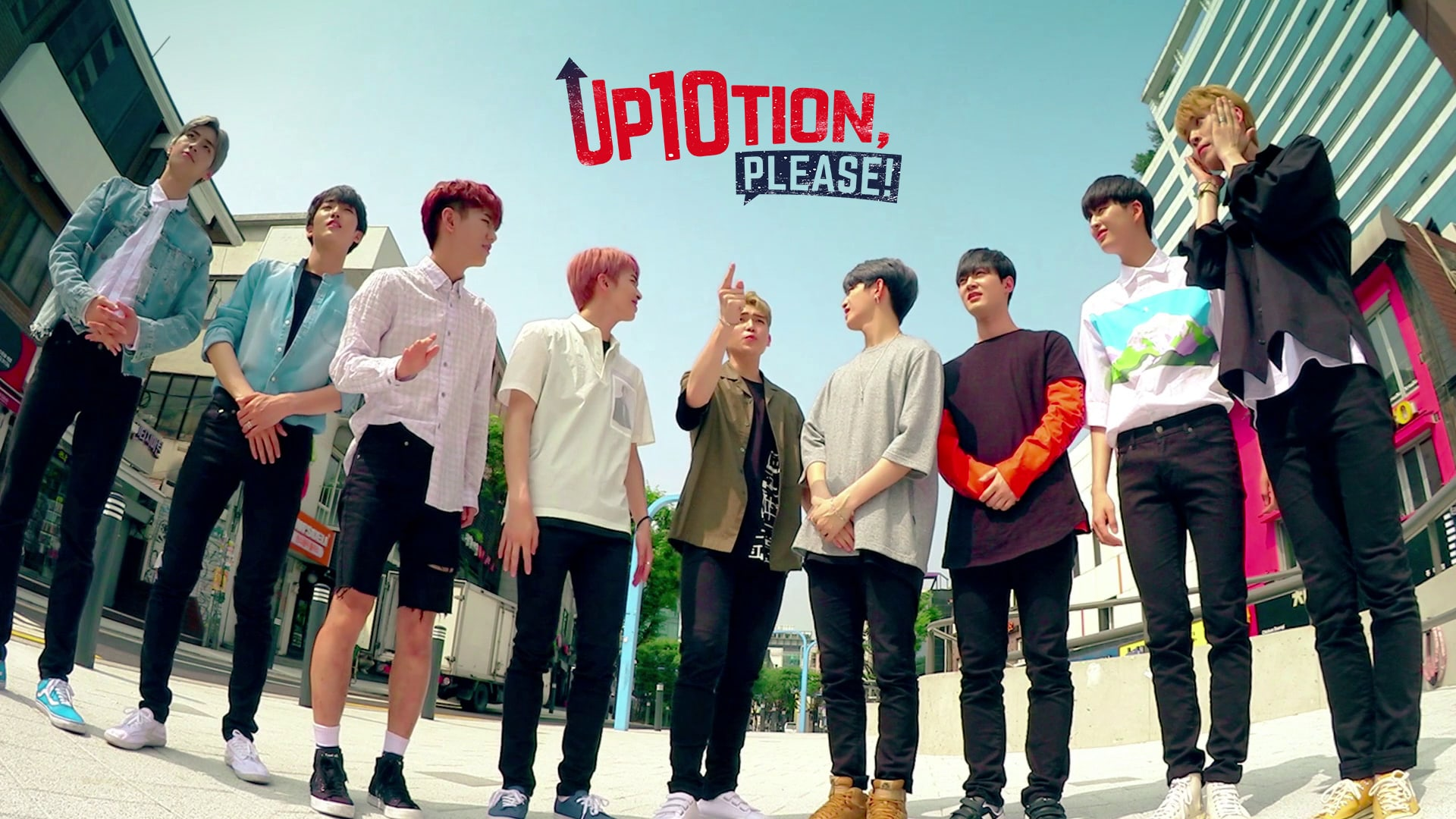 WATCH: Episode One Of UP10TION, Please And Win Limited Edition Signed Posters!
