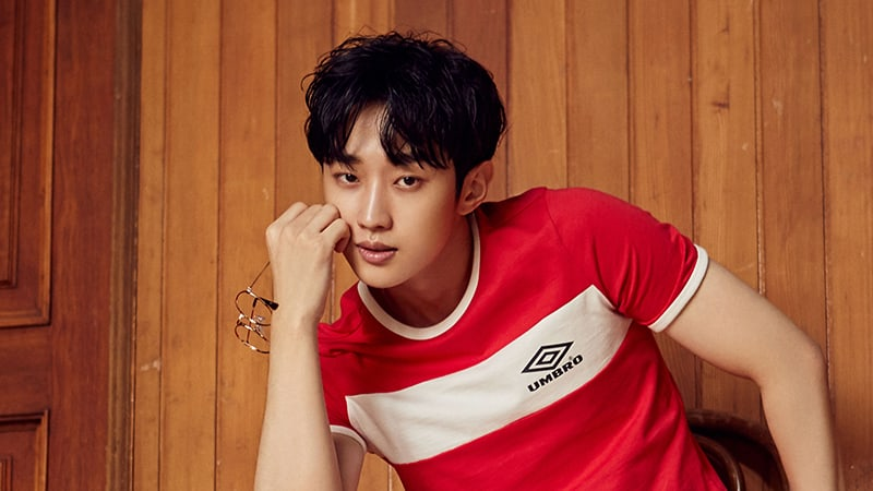 B1A4s Jinyoung In Talks To Star In New Comedy Film About A High School Outcast